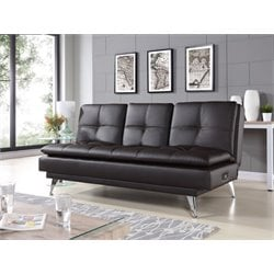 Relax-A-Lounger Imperial Sleeper Sofa in Java