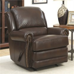 Relaxalounger Brondel Power Recliner in Chocolate