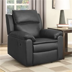 Relaxalounger Aziza Power Recliner in Black
