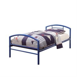 Coaster Twin Iron Bed with Headboard II