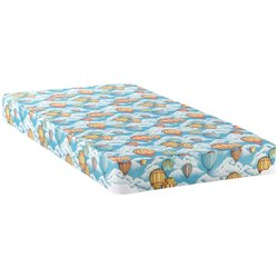 Coaster Balloon Mattress with Bunkie