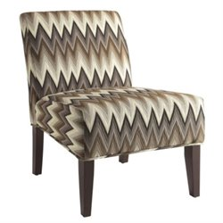 Coaster Accent Chair in Brown