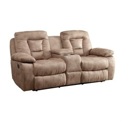 Coaster Evensky Motion Loveseat