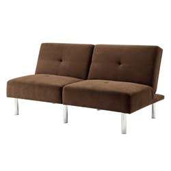 Coaster Split Back Sleeper Sofa
