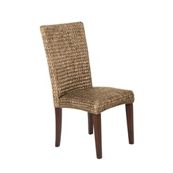 Coaster Westbrook High Back Woven Dining Chair