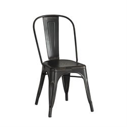 Coaster Bellevue Metal Dining Chair