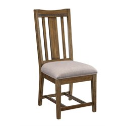 Coaster Willowbrook Dining Chair in Rustic Ash