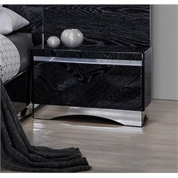 MER1219 Coaster Alessandro 1 Drawer Nightstand