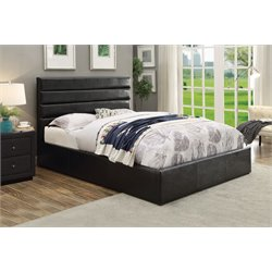 MER1219 Coaster Riverbend Storage Bed in Black