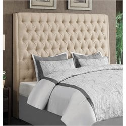 MER1219 Coaster Upholstered Headboard in Cream