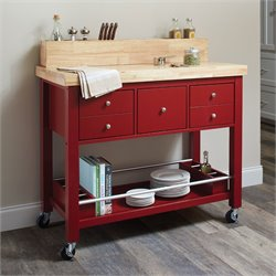 Coaster Kitchen Cart 1