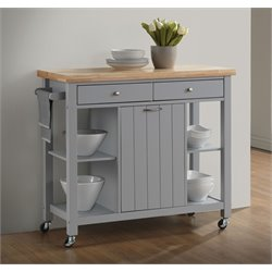 Coaster Kitchen Cart 2