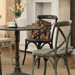 Coaster Metal Dining Chair
