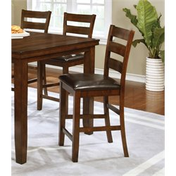 Coaster Counter Stool in Golden Brown