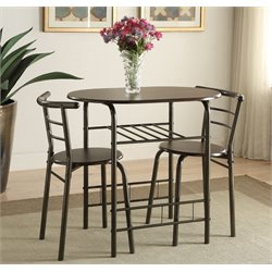 Coaster 3 Piece Dining Set