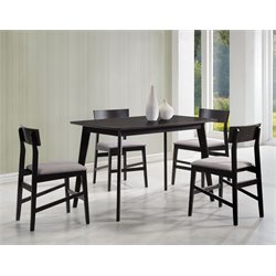 Coaster 5 Piece Dining Set