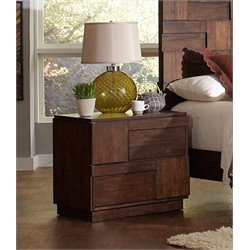 Coaster Nightstand in Golden Brown