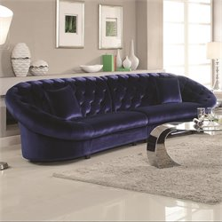 MER-1220 Coaster Romanus Tufted Sectional Sofa