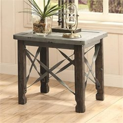 MER-1220 Coaster End Table