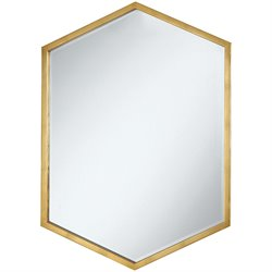 Coaster Decorative Mirror in Gold