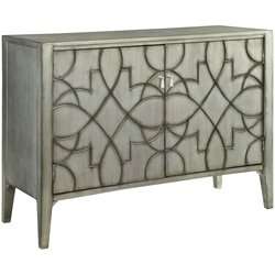 Coaster Accent Cabinet in Gray