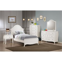 Coaster 5 Piece Panel Bedroom Set-AA