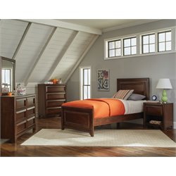 Coaster Greenough Twin Panel Bedroom Set-FQ