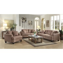 Coaster Samuel 3 Piece Sofa Set-YY