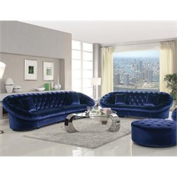 Coaster Romanus 2 Piece Tufted Sofa Set