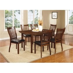 Coaster Sierra 5 Piece Dining Set