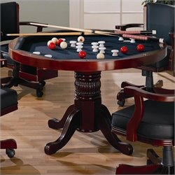 Coaster Mitchell 3-in-1 Game Table in Cherry