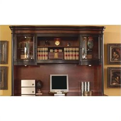 Coaster Pergola Hutch for Home Office Credenza Desk