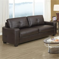 Jasmine Leather Sofa