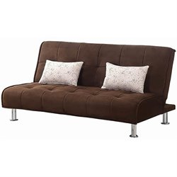 Coaster Transitional Styled Sofa in Brown