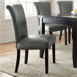 Coaster Newbridge Upholstered Metal  Dining Chair