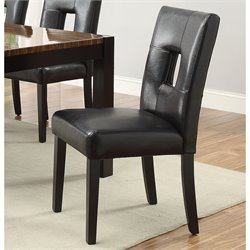Coaster Newbridge Dining Chair in Black