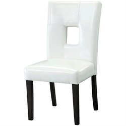 Coaster Newbridge Dining Chair in White