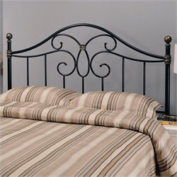 Coaster Full and Queen Metal Headboard in Bronze and Black