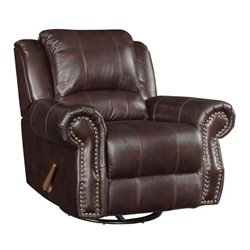 Coaster Rawlinson Leather Recliner