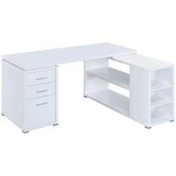 Coaster Yvette L Shape Desk