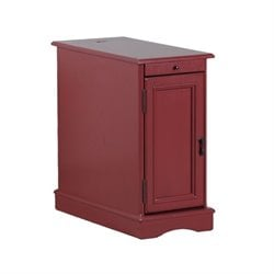 Powell Furniture Butler Accent End Table