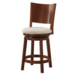 Powell Furniture Kinston Swivel Bar Stool