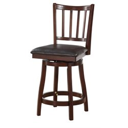 Powell Furniture Gatewood Swivel Bar Stool