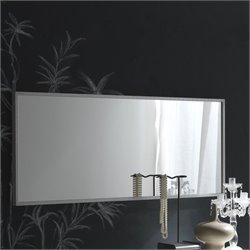 Rossetto Nightfly Mirror in White