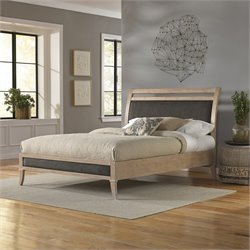 Fashion Bed Delano Upholstered Platform Bed