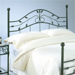 Fashion Bed Sycamore Spindle Headboard in Bronze