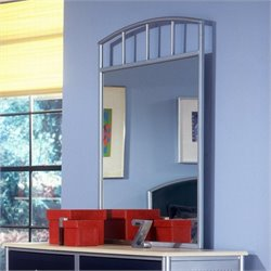 Hillsdale Universal Youth Metal Mirror