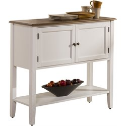 Hillsdale Bayberry Sideboard in White