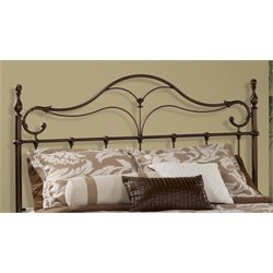 Bennett Headboard in Bronze