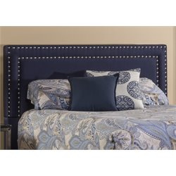 Davis Upholstered Headboard in Navy (2)